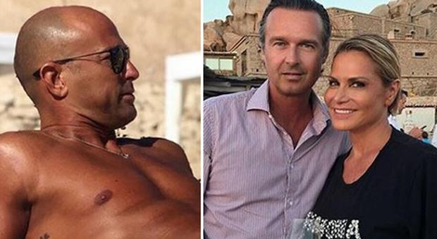 Stefano Bettarini contro Gerò Carraro: «Mi ha messo contro Simona Ventura. Una persona deve entrare in punta di piedi...»