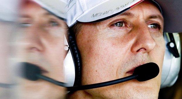 Schumacher, rubate foto macabre: «In vendita per un milione di sterline»