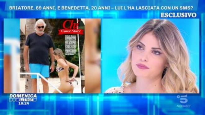 Benedetta Bosi, l'ex