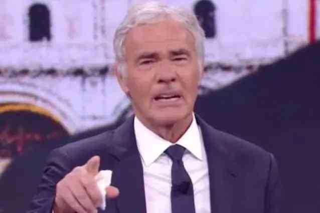 Massimo Giletti malore in diretta a Non è l'arena