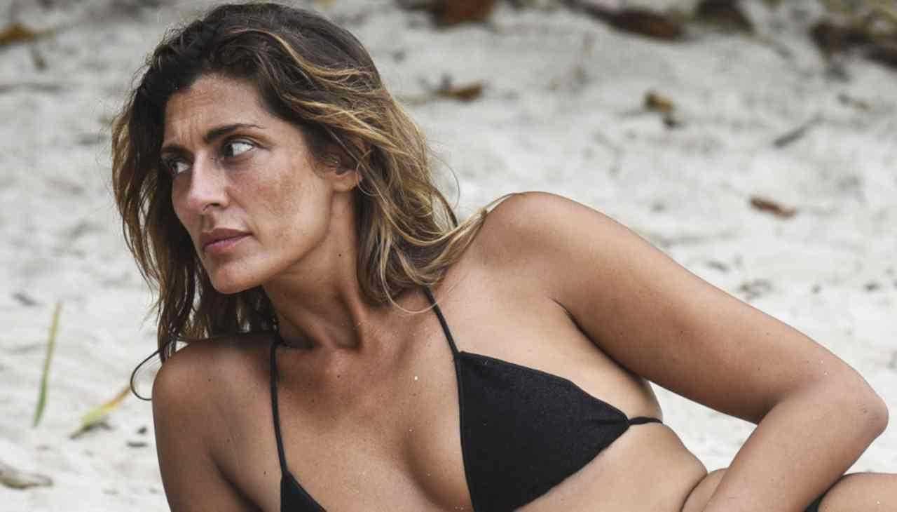 Elisa Isoardi ha raccontato quanti chili a perso all'Isola dei famosi