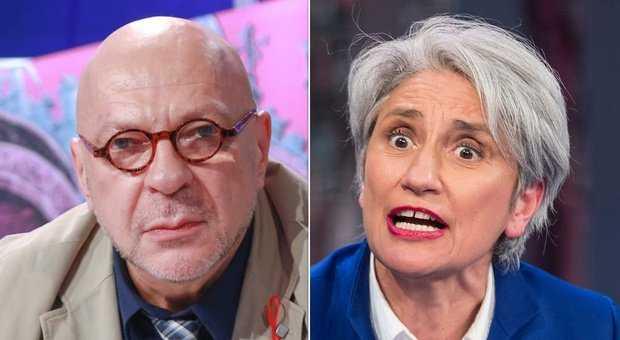 Anna Paola Concia contro Platinette sulla legge del ddl Zan