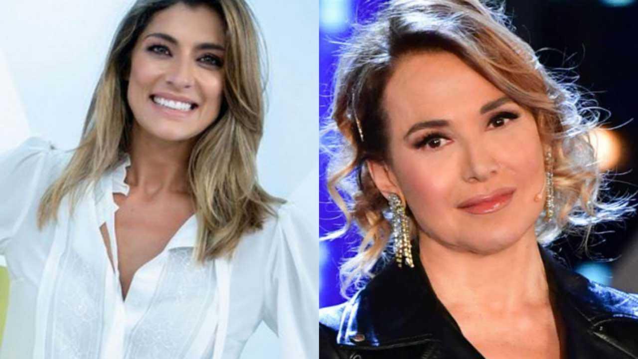 Barbara D'Urso potrebbe essere sostituita da Elisa Isoardi a Pomeriggio 5