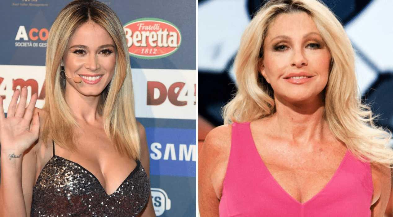 Paola Ferrari su Diletta Leotta non rappresenta le giornaliste italiane