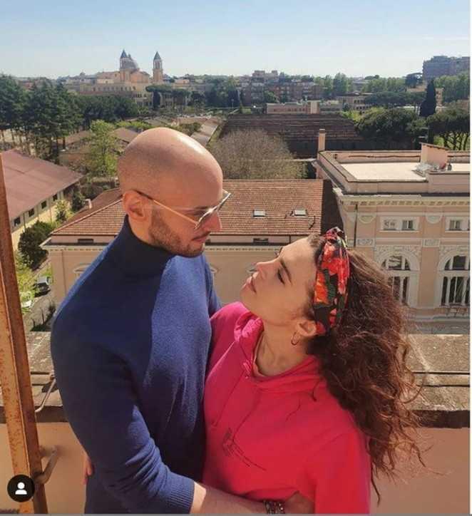 Nicolò Zenga e Marina Crialesi si sposano