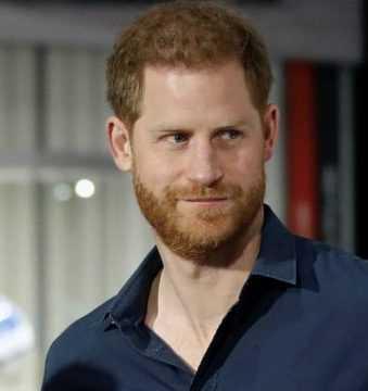 Il principe Harry si sfoga a Londra ero in gabbia