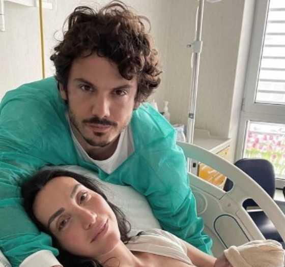 Francesca Rocco e Giovanni Masiero annunciano la nascita della piccola Beatrice