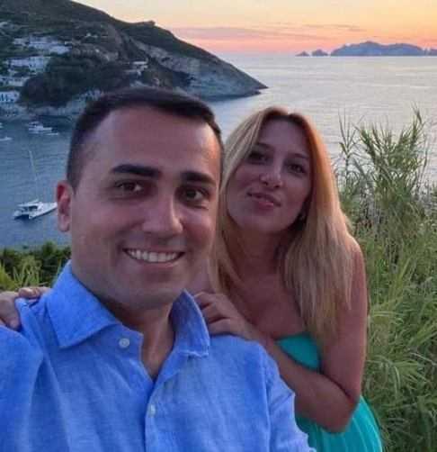 Virginia Saba la compagna di Di Maio sono la più felice al mondo