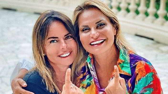 Paola Perego e Simona Ventura amiche al timone di un nuovo programma