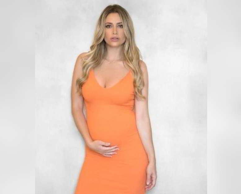 Martina Stella incinta per la seconda volta: