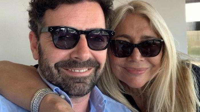 Mara Venier a pranzo con Matano dopo giorni drammatici