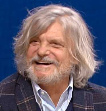 Massimo Ferrero la frase choc Roberta Capua lei lo gela
