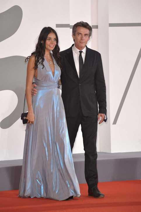 Alessio Boni aspetta il secondo figlio dalla compagna Nina Verdelli