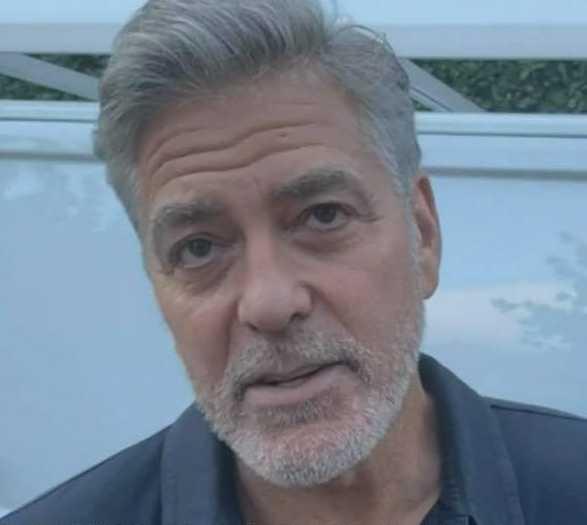 George Clooney la villa al Laglio è stata travolta dal fango