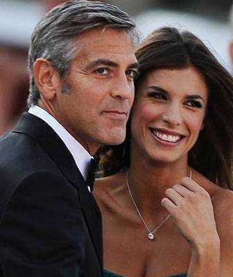 George Clooney svela non sapete cosa mi faceva fare Elisabetta Canalis