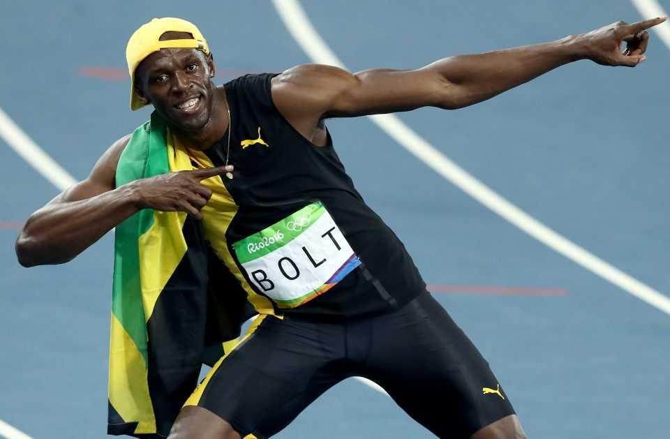 Usain Bolt contro Marcell Jacobs non facciamo paragoni