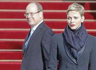 Charlene e Alberto di Monaco corrono voci insistenti sul divorzio