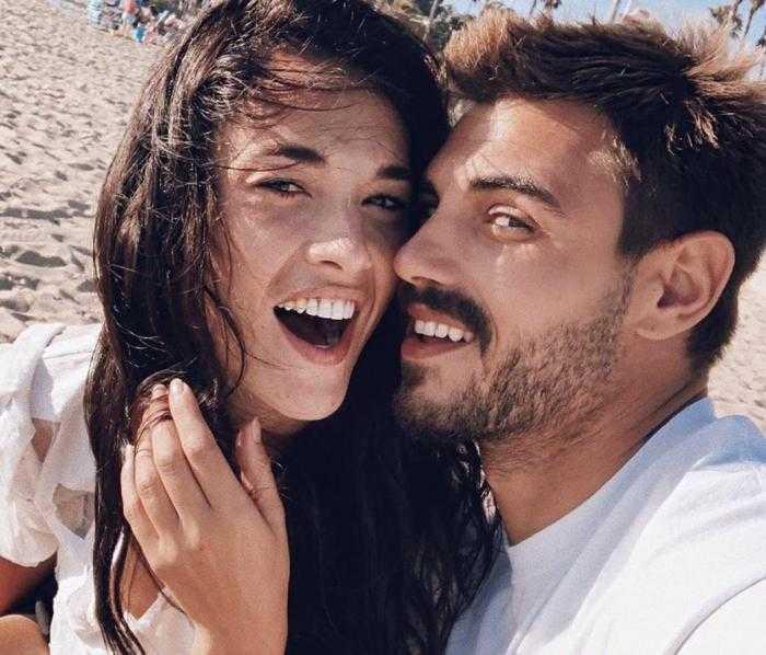 Francesco Monte e Isabella De Candia si sono lasciati lui spera ancora
