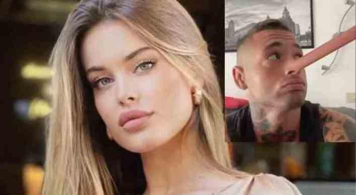 Gf Vip, Sophie Codegoni attacca il suo ex fidanzato: e lui svela la (sua) verità