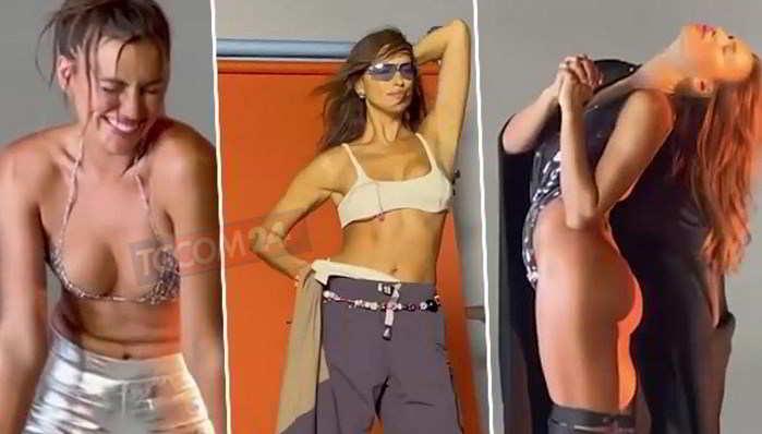 Irina Shayk in un video ad alto tasso erotico: pose hot per la modella