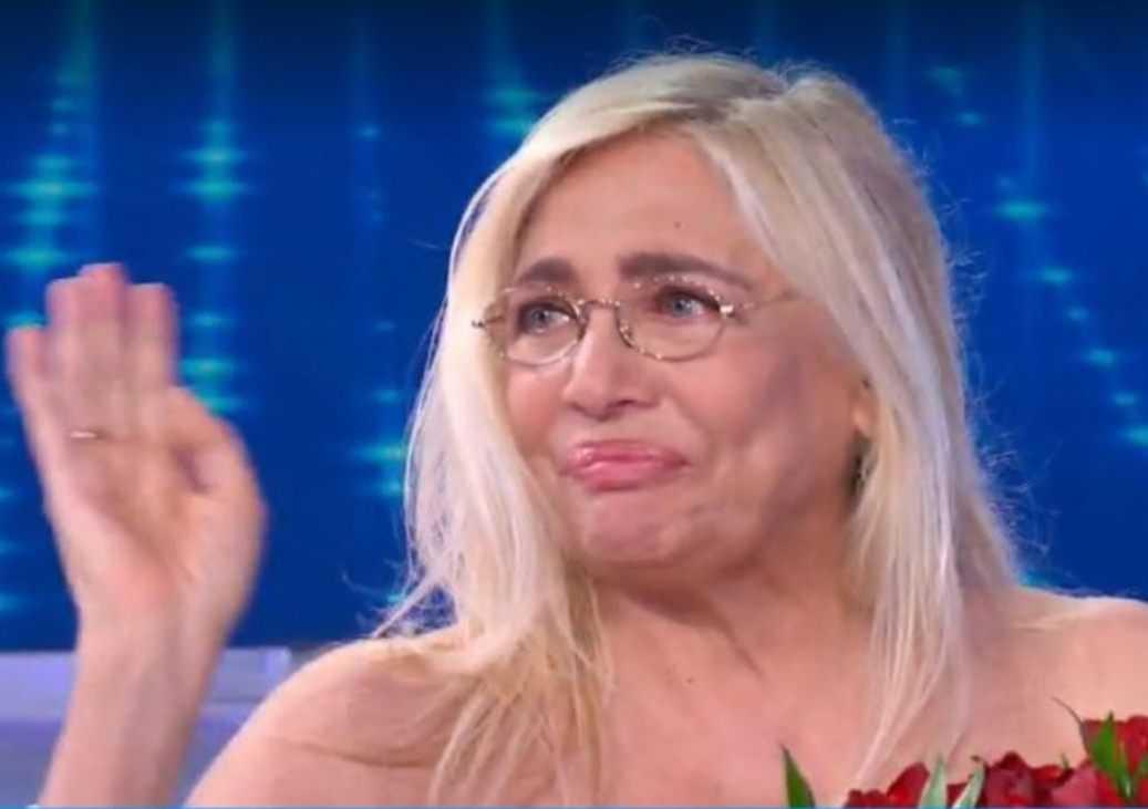 Mara Venier annuncia basta non mi vedrete più in televisione