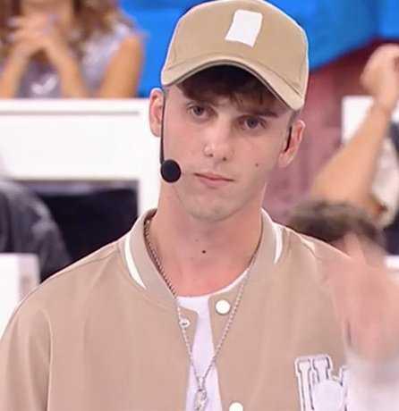 Luca D'Alessio Il figlio di Gigi in lacrime ad Amici a volte ho dei vuoti dentro