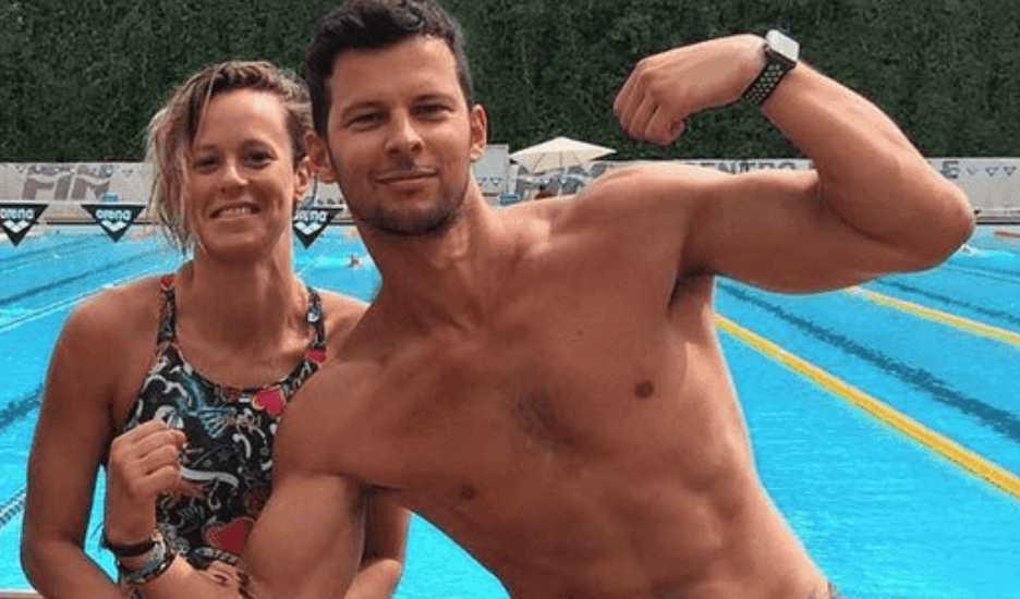 Federica Pellegrini Matteo Giunta è la persona migliore che conosco con lui diventerò mamma