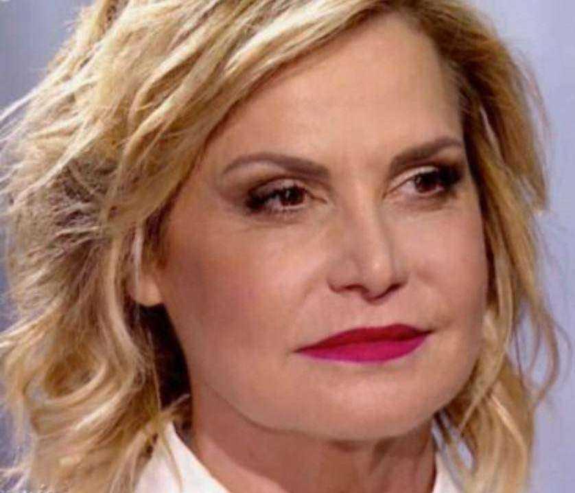 Simona Ventura per un periodo mi hanno accusato che facevo uso di droga