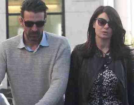 Ilaria D'Amico Gigi Buffon mi fa promesse che non mantiene