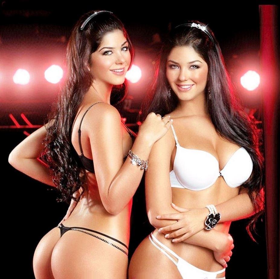 Davalos twins nude mariana camila