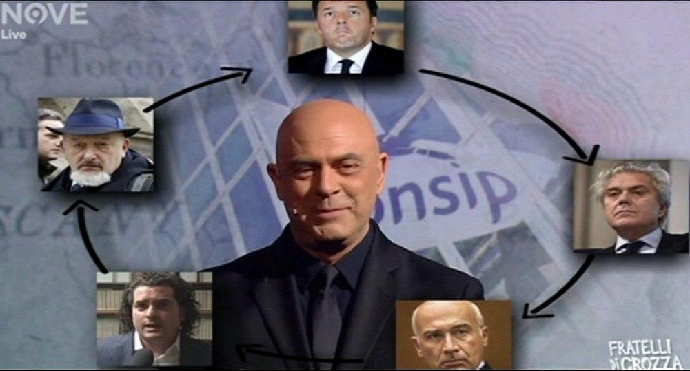Un fantastico Maurizio Crozza in soli due minuti ci spiega tutto il caso Consip