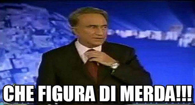 """Chiesti 4 anni e 9 mesi per Emilio Fede. Ricattò Mediaset con falsi fotomontaggi - Ma che Vi aspettavate da uno che sulla sua pensione da 8200 euro al mese andava dicendo """"trovo che sia UNA MISERIA"""" !!"""