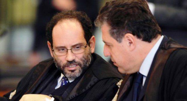 """Ingroia senza peli sulla lingua: """"Napolitano ha bloccato il corso della nostra democrazia""""...!! Nel frattempo il Pm Di Matteo attacca Berlusconi ed il suo """"amichetto"""" Renzi mentre elogia i Cinquestelle"""