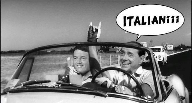 Renzi e Berlusconi in pieno accordo per il voto il 24 settembre. Però, fateci caso, giusto in tempo: dal 15 settembre scatta il vitalizio per tutti i Parlamentari... E voi credete ancora che non sono solo una massa di farabutti?