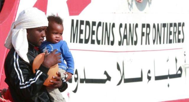"""Medici Senza Frontiere, ancora uno schiaffo al governo - """"Fondi per i campi profughi in Libia? No, grazie. Facciamo da soli già da un anno. Non accettiamo fondi da chi crea il problema""""."""