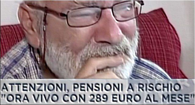 Disabile vive con sole 280€. Per l'Inps questo fannullone deve cercarsi un lavoro…!!