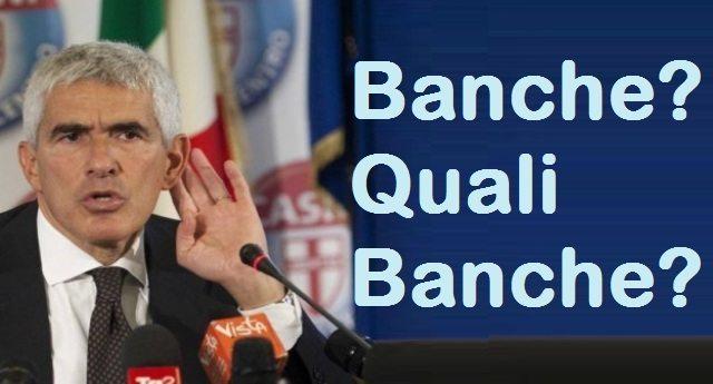 L'accusa di CODACONS: commissione banche è presa per i fondelli - Non porterà ad alcun risultato se non affossare le responsabilità!