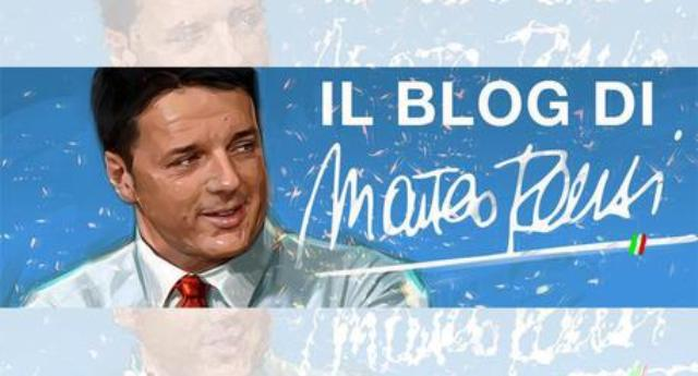 Ve lo ricordate il blog di Matteo Renzi? Doveva contrastare quello di Grillo! Che fine ha fatto?  Affossato dallo stesso Renzi: ZERO LETTORI... Ennesima figura di m...., pietosamente nascosta dal silenzio dei media di regime.