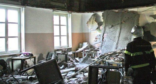 Succede solo in Italia - L'ing. Paolo Pieri, quale responsabile della sicurezza, condannato per il crollo al liceo Darwin di Rivoli, dove morì un ragazzo. Ma dai domiciliari continua a occuparsi di sicurezza in almeno altre dieci scuole!