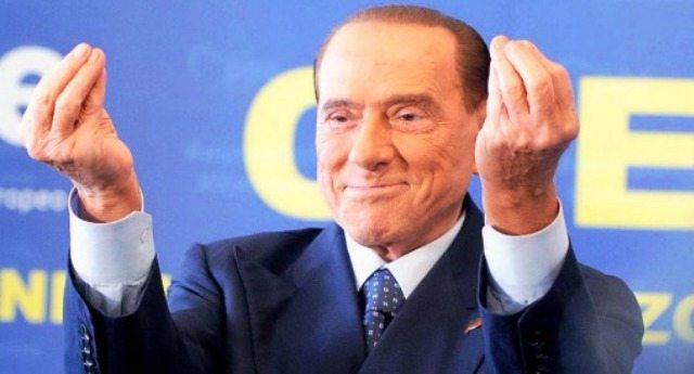 """Berlusconi: """"Con l'ok da Strasburgo, pronto a fare il premier"""" ...Ma attenzione: il problema non è LEGALE, ma MORALE: a Voi sembra normale avere un pregiudicato a palazzo Chigi?"""