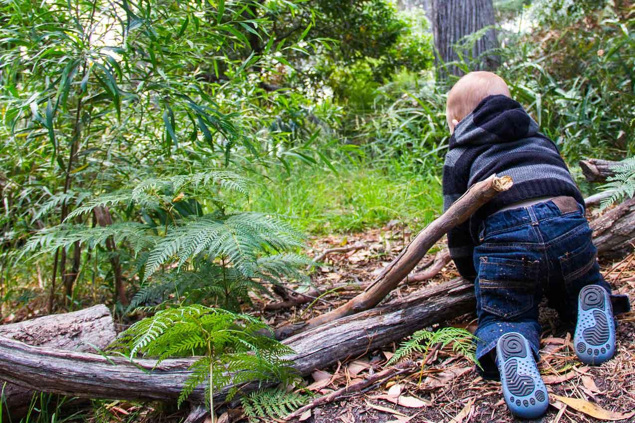 Basta videogiochi, riportiamo i bambini a trascorrere in natura