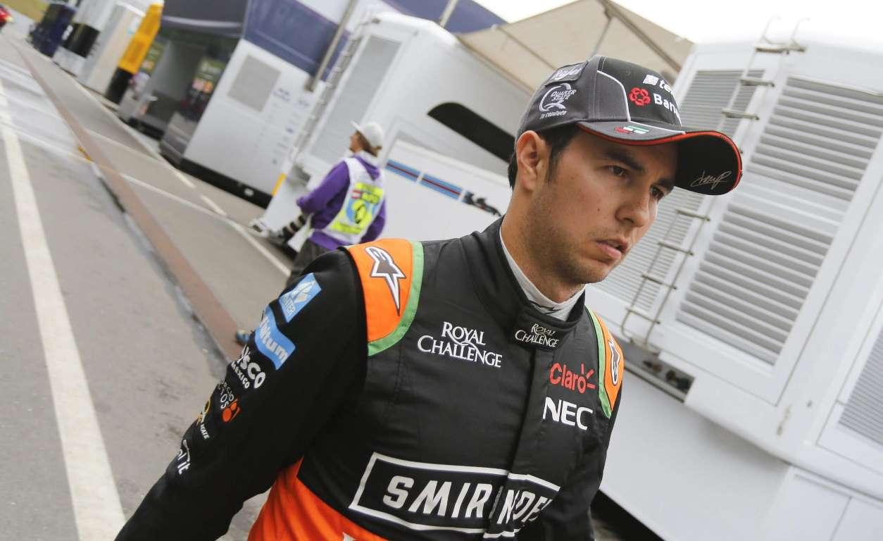 Force India, Perez confermato per il 2016