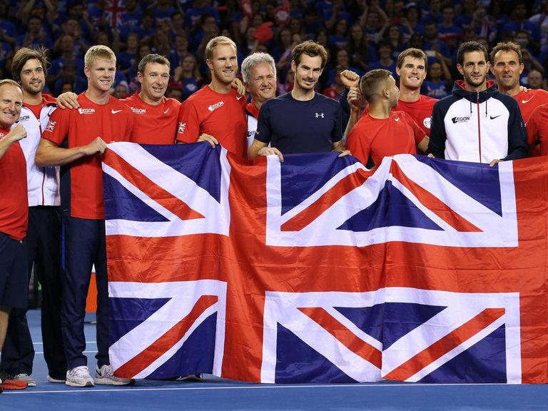 Gand a ospitare finale di Coppa Davis