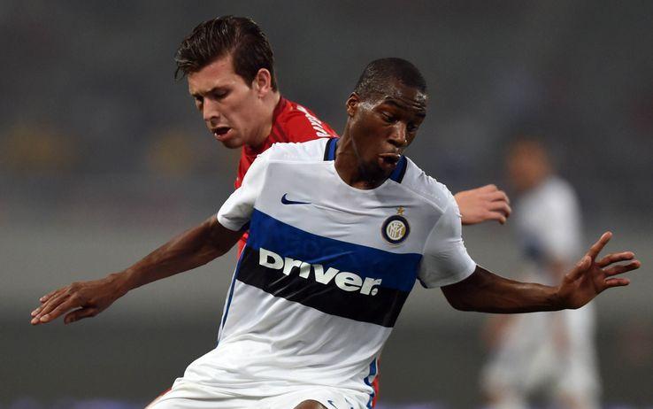 """Kondogbia, """"Inter in 3 parole: famiglia, Triplete, unica!"""""""
