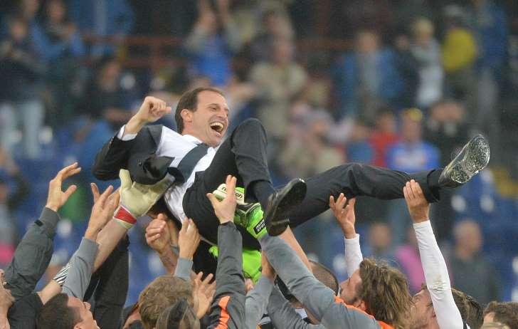 Juventus, Allegri: «Se battiamo il Bayern siamo in finale»