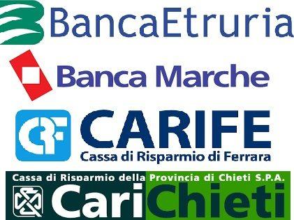 Parte il risarcimento ai truffati da banca Etruria  e lo stato