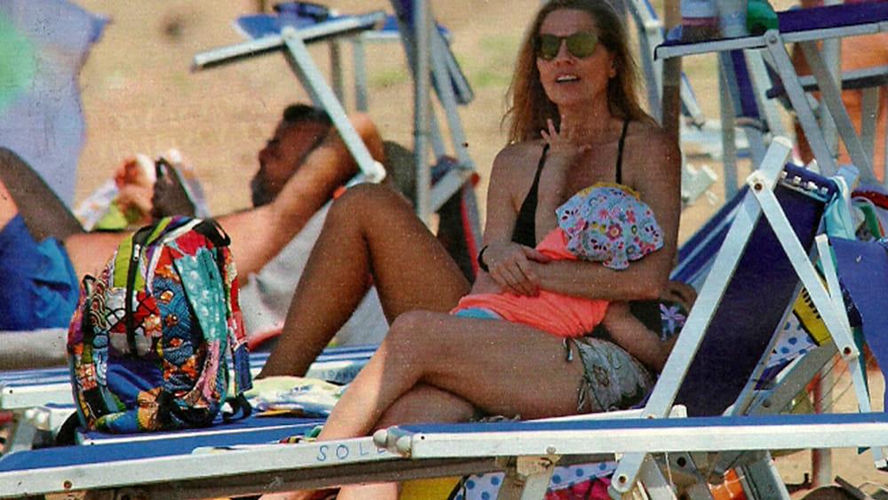 Laura Freddi, prima estate da mamma con la figlia Ginevra: «Sposo Leonardo, lei porterà le fedi»