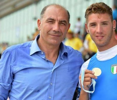 Giuseppe Abbagnale mio figlio avrà la squalifica per doping