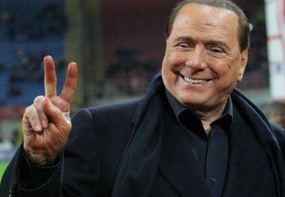 Silvio Berlusconi il Milan sarà come il Leicester