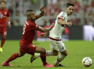 Il Milan batte il Bayern Monaco